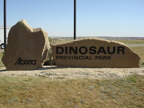 Công viên hóa thạch khủng long lớn nhất Thế giới - 1