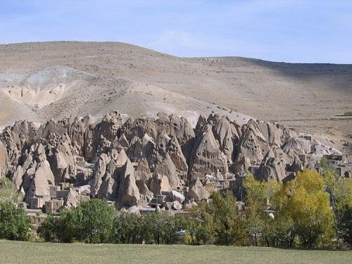 Ngôi làng kì quái ở Iran - 1