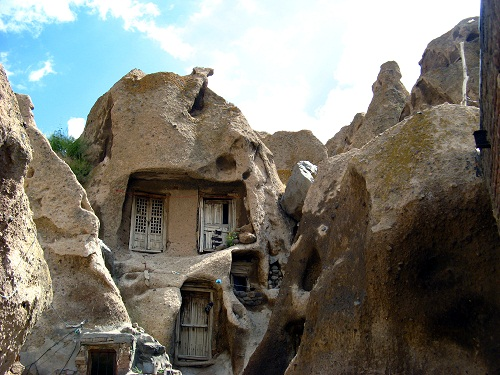 Ngôi làng kì quái ở Iran - 2