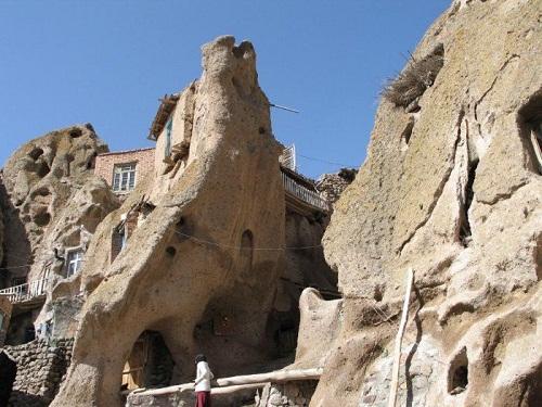 Ngôi làng kì quái ở Iran - 3