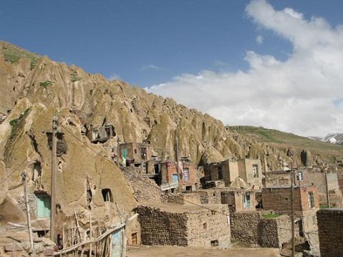Ngôi làng kì quái ở Iran - 4
