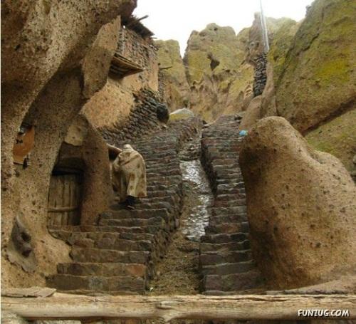Ngôi làng kì quái ở Iran - 5