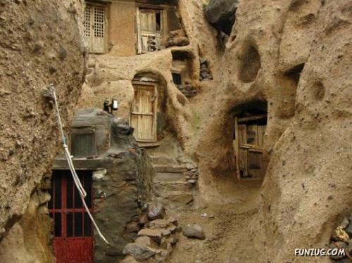 Ngôi làng kì quái ở Iran - 6