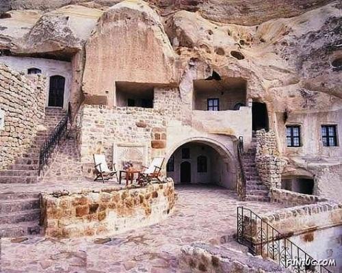 Ngôi làng kì quái ở Iran - 7