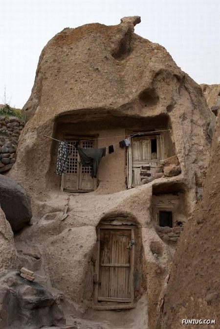 Ngôi làng kì quái ở Iran - 8
