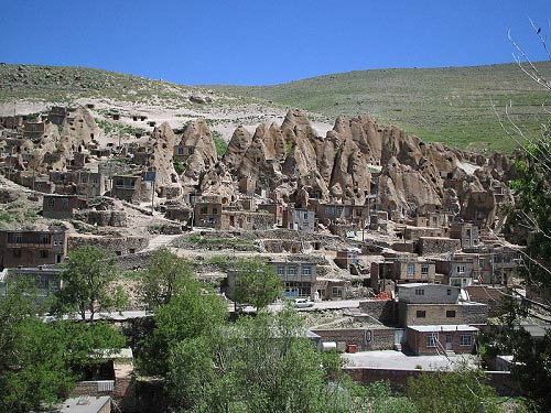 Ngôi làng kì quái ở Iran - 10