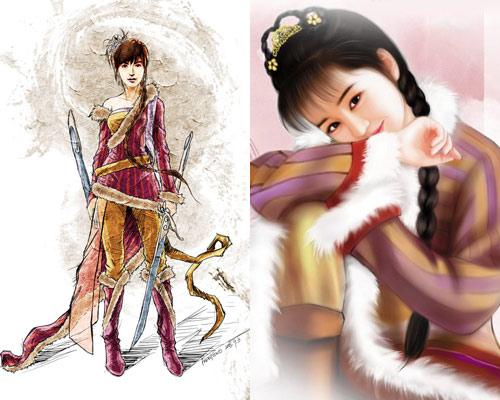 Quận chúa Triệu Mẫn: Dám yêu, dám hận - 1