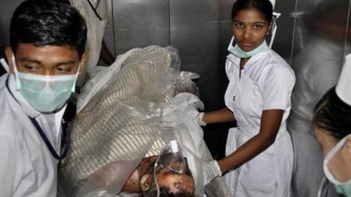 Ấn Độ: nổ nhà máy thép, 16 người chết - 1