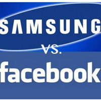 Samsung ra mng x hi cnh tranh vi Facebook