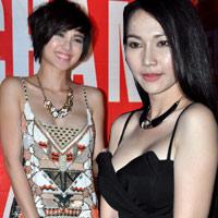 Kim Hiền, Ngọc Diệp gợi cảm ra mắt phim