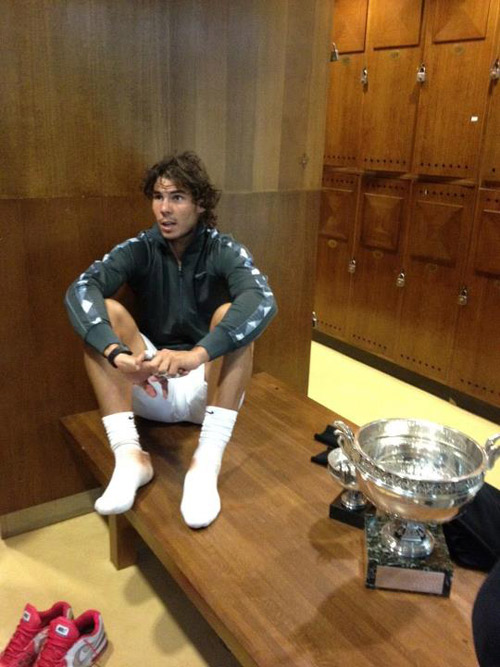 Nadal xô đổ kỷ lục của Federer - 3