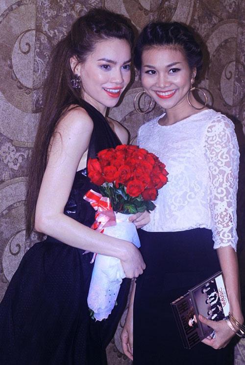 6 bộ đôi chân dài sexy nhất showbiz Việt - 3