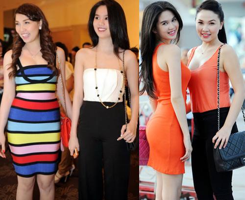 6 bộ đôi chân dài sexy nhất showbiz Việt - 5