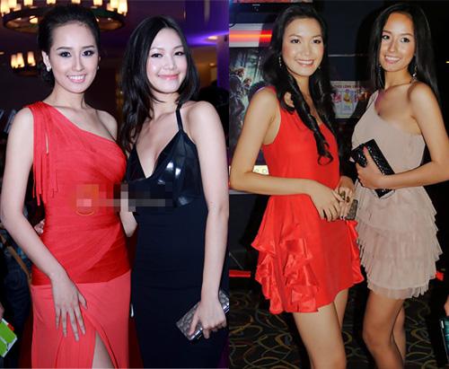 6 bộ đôi chân dài sexy nhất showbiz Việt - 9