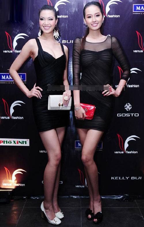 6 bộ đôi chân dài sexy nhất showbiz Việt - 10