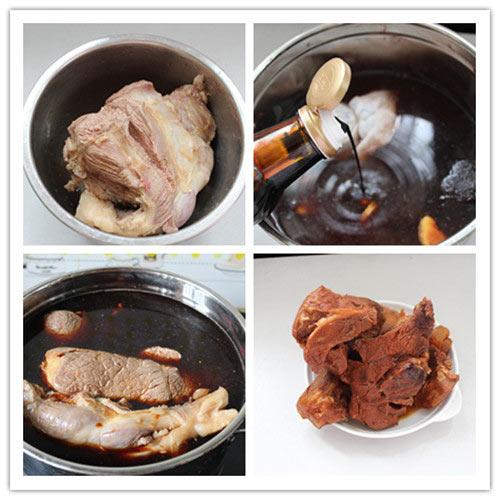 Mách bạn cách hay nấu bắp bò ngũ vị - 2