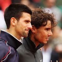 Tennis 8: Djokovic dính bẫy Nadal