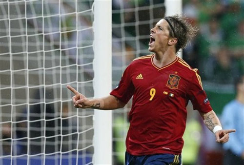 Torres: Cu nhc, mng tr li!, Bng , torres, el nino, tay ban nha vs ireland, dt tay ban nha, nha dkvd tay ban nha, dt ireland, xavi, fabregas, euro, euro 2012, lich euro, lich thi dau euro 2012, bong da, bong da 24h, ket qua bong da, bao bong da