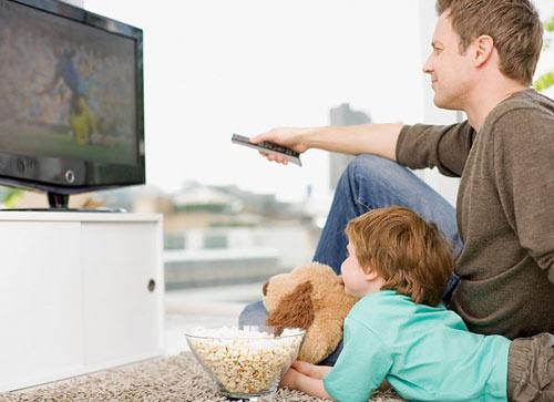 """Cách """"cai nghiện"""" tivi ở trẻ nhỏ - 2"""