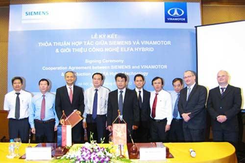 Việt Nam sắp có xe buýt siêu tiết kiệm xăng - 1