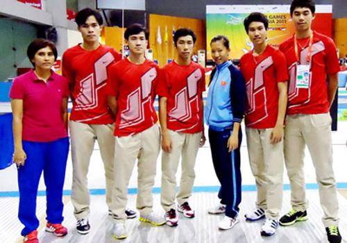 Thể thao Việt Nam: 18 suất đến Olympic London - 1