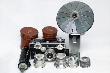 Người có bộ sưu tập máy ảnh nhiều nhất Việt Nam - 2