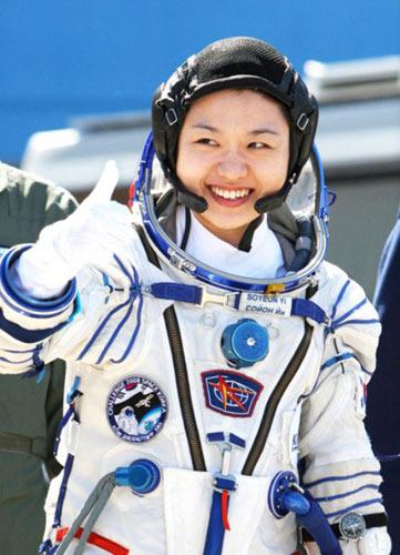 Những phụ nữ đầu tiên bay vào vũ trụ - 14