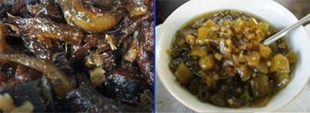 Cháo gạo cá bống mát ruột mát gan - 1
