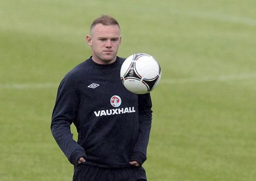 ĐT Anh: Rooney hay Không-Rooney? - 2