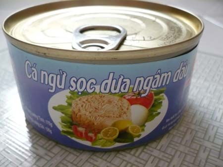 Công dụng bất ngờ từ  thực phẩm đóng hộp - 2