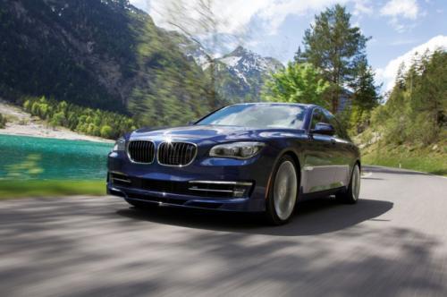 BMW B7 Alpina có giá 128,495 USD - 2
