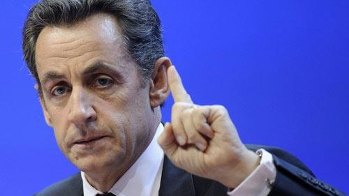 Cựu TT Pháp Sarkozy bị tố quấy rối tình dục - 1