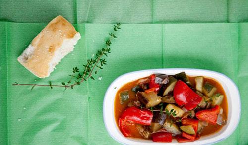 Ăn khỏe, sống khỏe với thực đơn vegivore - 1
