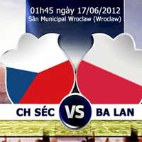 TRC TIP Ba Lan - CH Czech: Chin thng xng ng (KT)