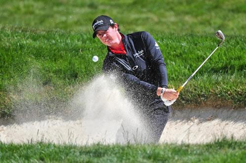 Golf, US Open 2012: Tiger Woods chia sẻ ngôi đầu (ngày thứ 2) - 2