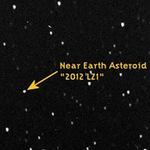 Tin tức trong ngày - Thiên thạch khổng lồ vừa bay qua Trái Đất
