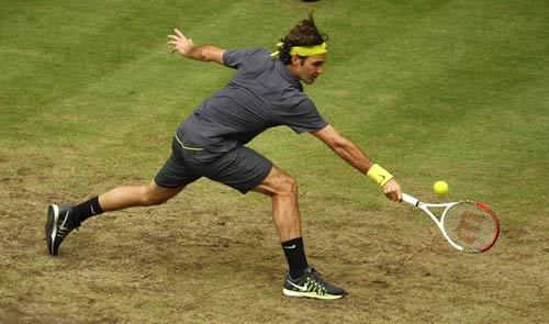 Federer – Youzhny: Chóng vánh (Video tennis, Bán kết Gerry Weber Open) - 1