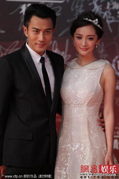 Sao trên thảm đỏ LHP điện ảnh Thượng Hải - 2