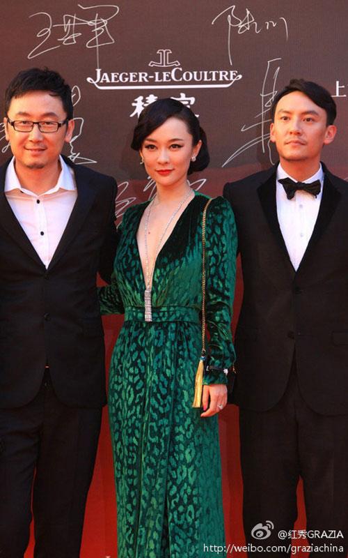 Sao trên thảm đỏ LHP điện ảnh Thượng Hải - 7