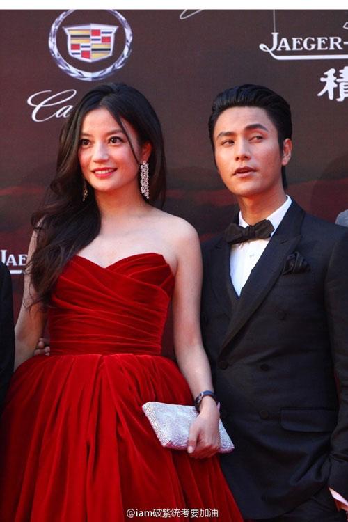 Sao trên thảm đỏ LHP điện ảnh Thượng Hải - 8