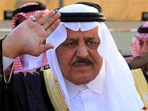 Hoàng thái tử Ả Rập Saudi qua đời - 1