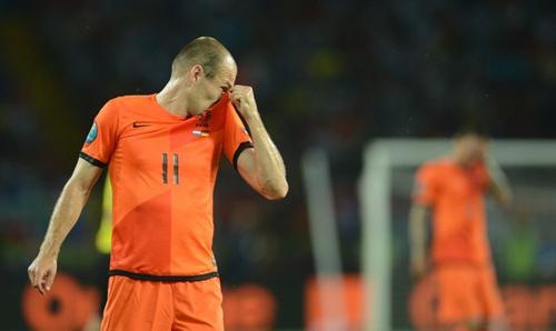 "Euro 2012 bảng B: ""Tử thần"" điểm mặt ai? - 2"