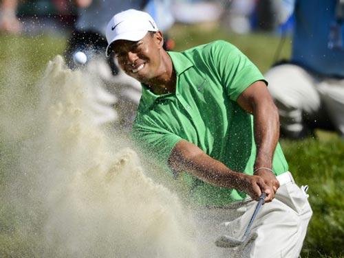 Golf, US Open 2012: Cựu vương lên tiếng (ngày thứ 3) - 2