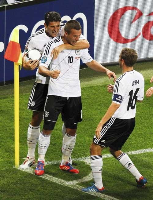 Đan Mạch – Đức: Đòn kết liễu - 1