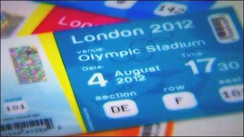 Quan chức Olympic tiếp tay cho vé chợ đen - 1