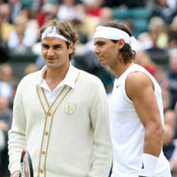 Roland Garros n Wimbledon: T t nn n sn c