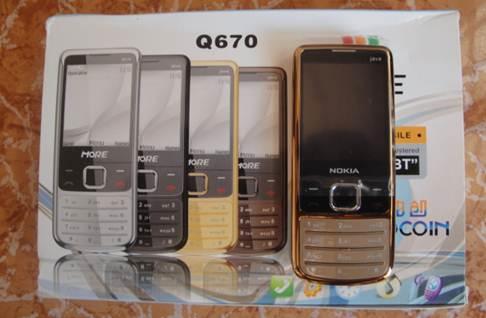 Điện thoại 2 sim, 2 sóng, giá rẻ bất ngờ - 1