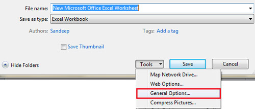 Bảo vệ tài liệu MS Office bằng mật khẩu mà không cần sử dụng phần mềm - 2