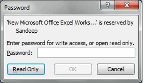 Bảo vệ tài liệu MS Office bằng mật khẩu mà không cần sử dụng phần mềm - 9