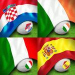 Bóng đá - Euro 2012 bảng C: Cửa tử chờ ai?